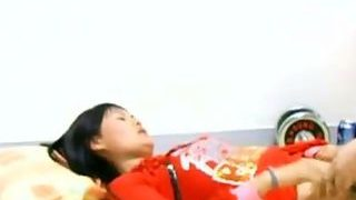 chinese couple homemade