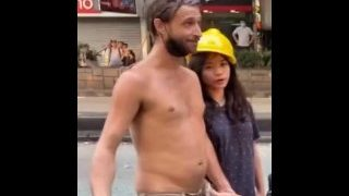 香港暴徒性爱短片流出1